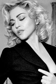 Profilfoto von Madonna auf Ihrem Facebook.-Account; Quelle: http://www.facebook.com