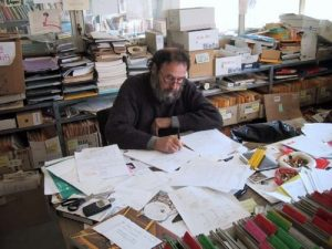 Harald Szeemann (Bildquelle: http://documentaforum.de/)