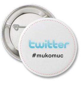 "Twittern im Museum: Hastag ""mukomuc"""