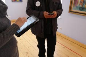 Tweetup im Stadtmuseum Penzberg