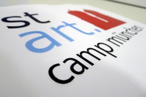 stARTcamp 2013 in München