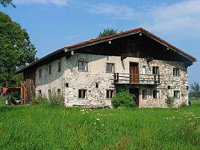 Die Bax - Künstlerhaus der Familie Geiger am Chiemsee, Foto: Archiv Geiger, München