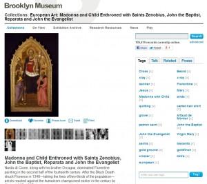 """Posse"": Tagging im Brooklyn Museum, New York"