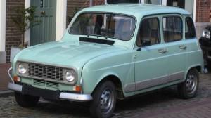 Der Renault 4 #dailyvanish