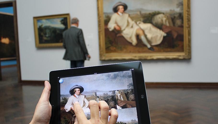 Wenn sich Museen ins Digitale erweitern: die Exponateplattform des Städel (ein Preview)