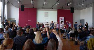 Das stARTcamp lebt von den Menschen, die es machen. (Photo: Alois Wieshuber / phasenraum.net)